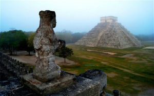 Temple Chichen Itza