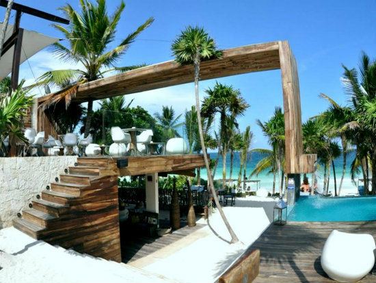 Boutique hotels in tulum mexico for Boutique hotel resort